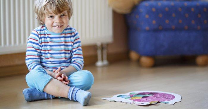 Agyfejlődés 1-3 éves babáknál - Omega-3
