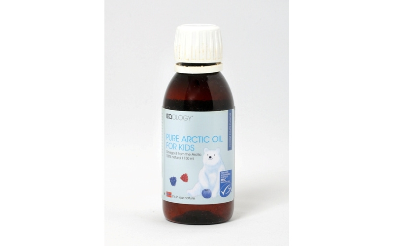 Omega-3 eq pure arctic oil for kids