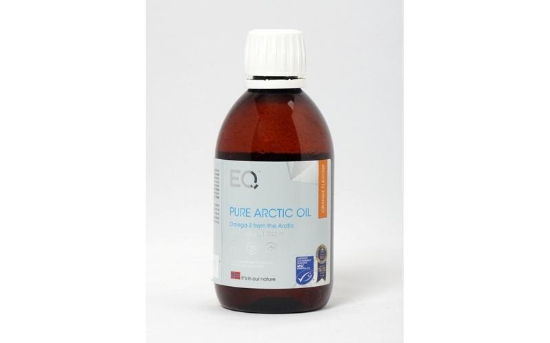 Omega-3 eq pure arctic oil orange